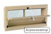 Повітрозабірний клапан з пінополіуретанової пінки