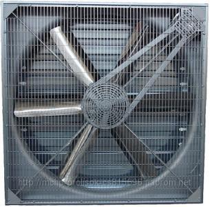 Осевые настенные вентиляторы ES-200