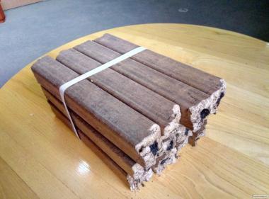 Паливні брикети Pini Kay опіла деревного
