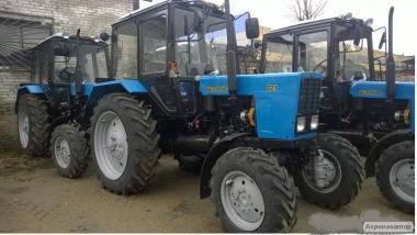 Продам новий трактор МТЗ 82.1 2014р.