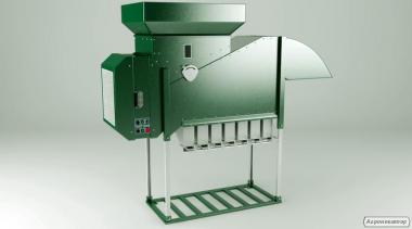 ІСМ 5 сепаратор для очищення та калібрування зернових