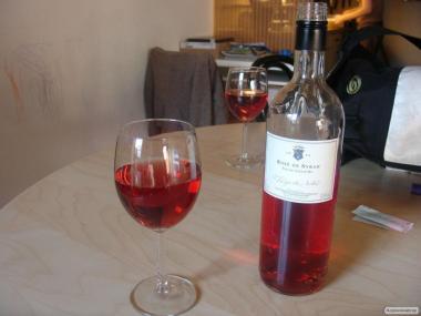 Домашнее, без химии вино красное и белое