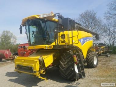Продам New Holland CX 8080 2011 года
