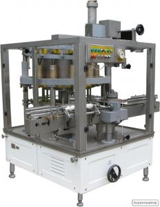 Автомат дозировочно-наповнювальний Ж7-ДНТ-2-6