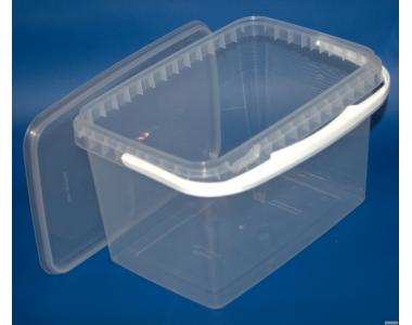 Харчова пластикова тара в ассорт, від 0.150 мл до 20.0 л (опт/роздріб)