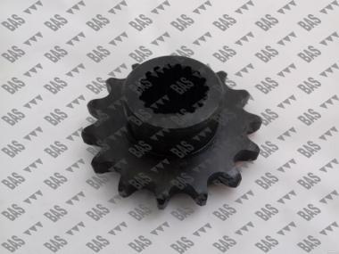 Зірочка приводу шнека Z-15 Fantini 14898 аналог