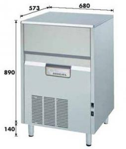 Льдогенератор 100 кг/сутки KL-102A