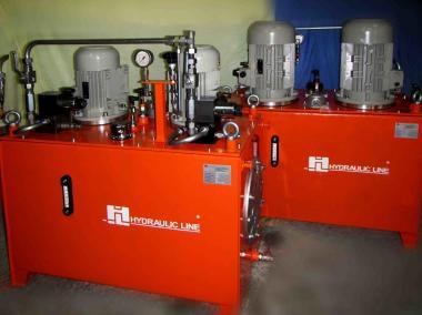 Виготовлення низького тиску маслостанцій для технологічного обладнання