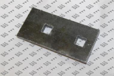 Пластина мисовій ланцюга Geringhoff 001195 аналог