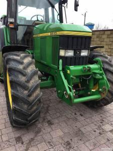 Трактор JOHN DEERE 6600 Джон Дир