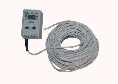 Цифровой Терморегулятор, для обогревателя улья PT20, длинна шнура с датчиком 30 метров