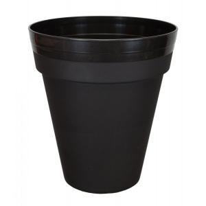 Вазон, горшок пластиковый
