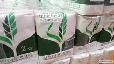 Продажа Муки пшеничной в-го, 1-го и 2-го сортов (ГОСТ 46.004-99)