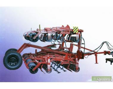 Культиватор ЛК-6