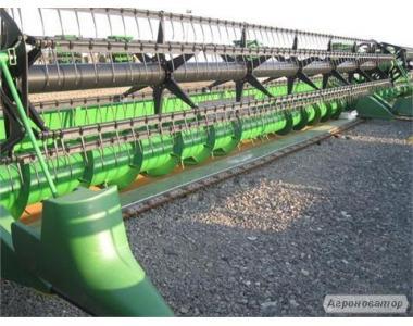 Жатка зерновая John Deere-630 Flex