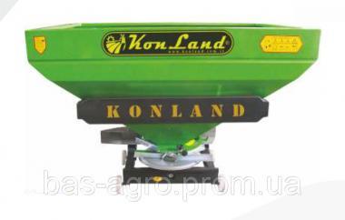 Розкидач мінеральних добрив KonLand KG-0600-1D