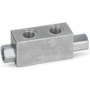 Клапан обратный (гидрозамок) VBPSE 3/8″ 4 VIE
