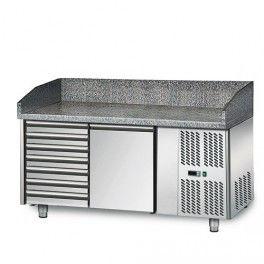 Стол для пиццы GGM POS158S (холодильный)