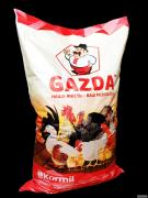 Готовые корма для птицы GAZDA ТМ Kormil