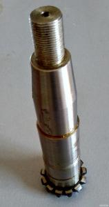 Вал-шестерня Z13 MS Geringhoff 502743