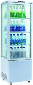 Вітрина холодильна EWT INOX RT215L (БН)