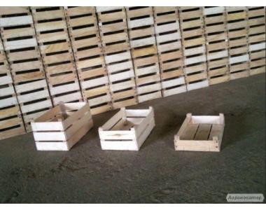 Ящики зі шпону