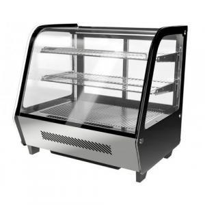 Вітрина холодильна GGM TVK120 (настільна)