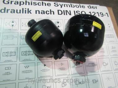 Гідравлічні акумулятори (гидроакумуляторы)