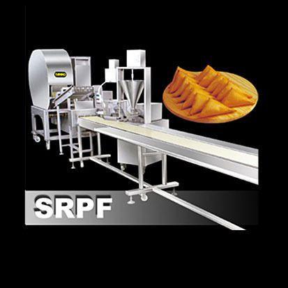 Автоматична лінія для виробництва млинців з начинкою SRPF