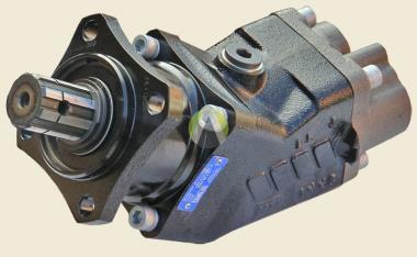 Аксіально-поршневі гідромотори CASAPPA серії STRADA, OMFB HDS , Parker F1,Binotto