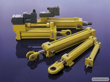 Гидроцилиндры любых модификаций, импортные и отечественные модели
