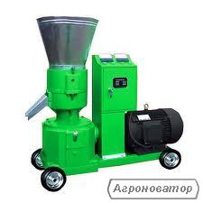 Гранулятор комбікорму 18квт/год 450-700кг/год
