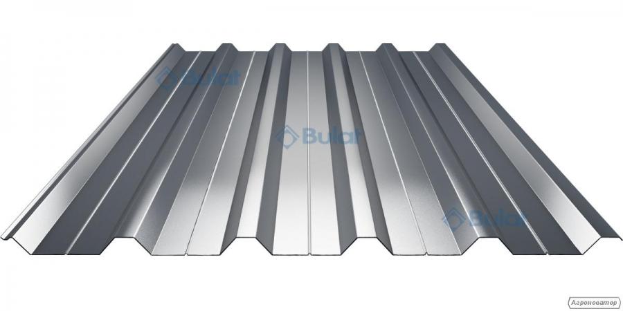 Профнастил и металлочерепица TM Bulat®. Европейско