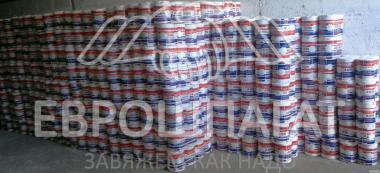 Шпагат сеновязальный полипропиленовый Tama, JohnDeere 500 4 кг