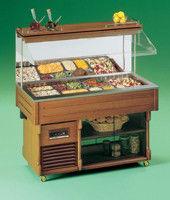 Шведський стіл холодильний MURALE 4M