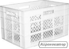 Ящик, ящики пластикові