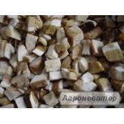 Заморожені гриби в асортименті