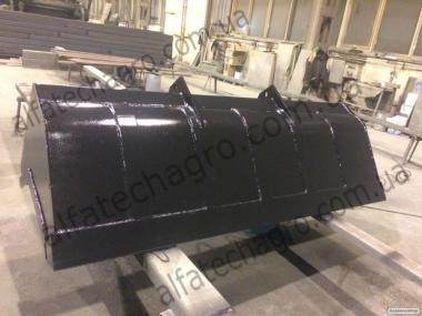 Ковш на телескопический погрузчик 1.5м³