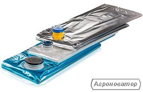 Асептические мешки (bag-in-box упаковка) емкостью 3 - 1200 литров