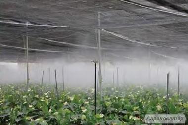 Увлажнение воздуха,борьба с болезнями и вредителями
