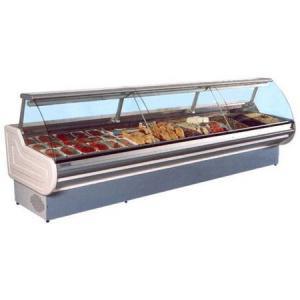 Вітрина холодильна з вбудованим агрегатом CARINA S/V 1050