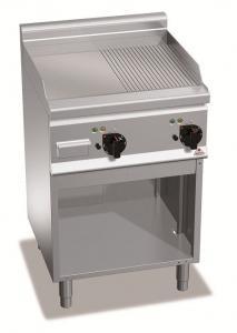 Жарильна поверхня електрична плитка Bertos E6FM6M-2