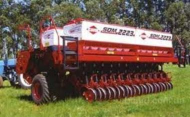 Сеялка зерновая SDM