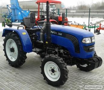 Міні-трактор Lovol/Foton TE-244 (Фотон ТІ-244)
