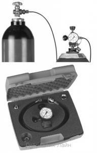 Устройство предварительной зарядки и проверки для баллонных, мембранных и поршневых гидроаккумуляторов