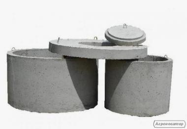 Кільце залізобетонне 120 см