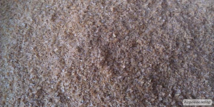 Отруби пшеничные по низкой цене