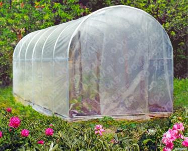 """Тунель """"Помідорчик"""" під плівку. Високий врожай овочів забезпечений."""