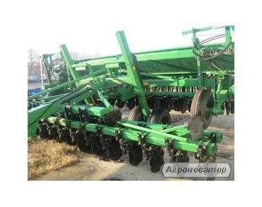 Сеялка Great Plains CPH-1500 (4,5м) Зерновая механическая