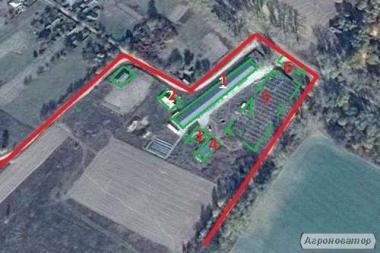 продам нову діючу ферму 70км. від Києва
